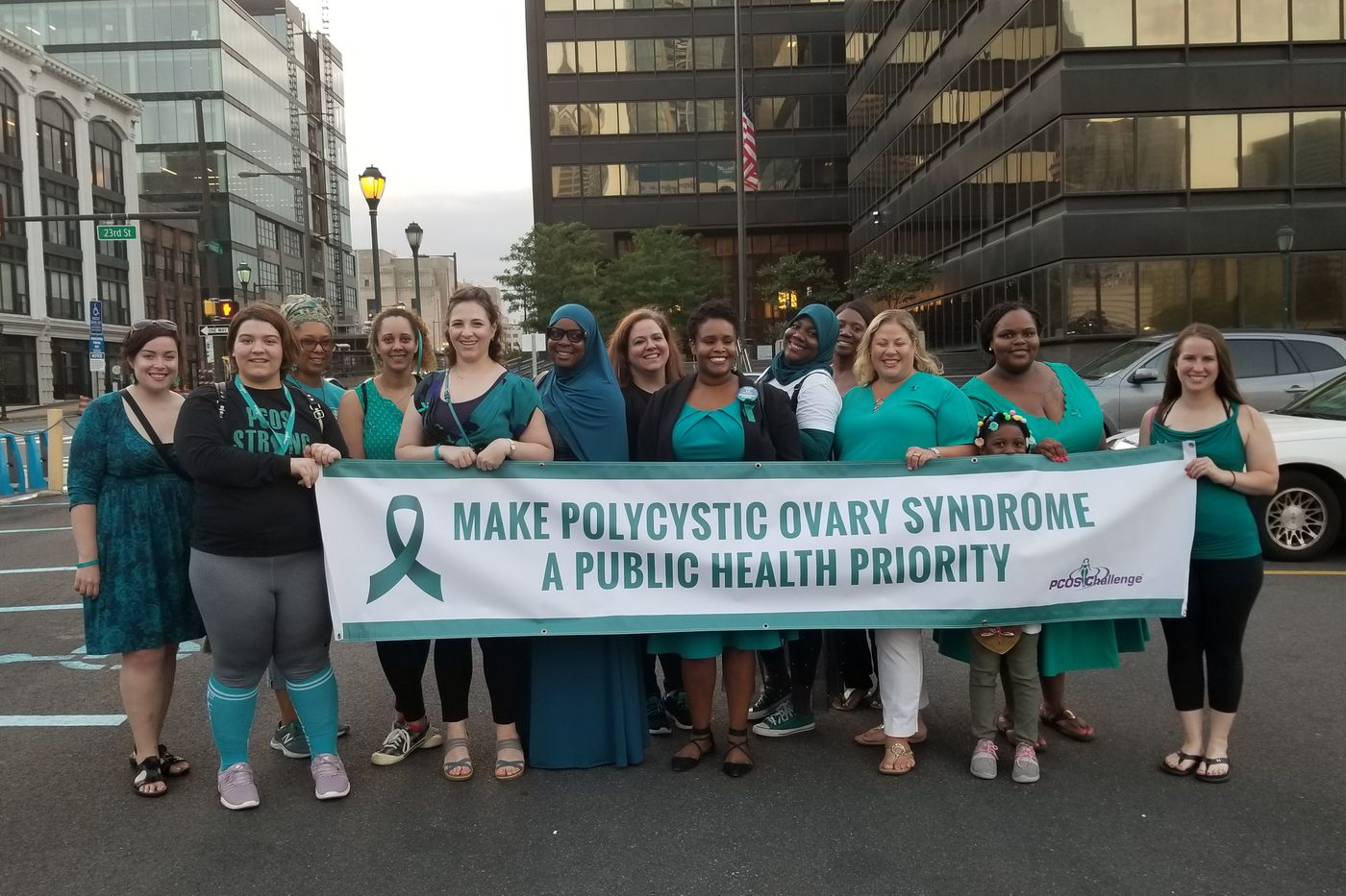 Women fight to win attention for PCOS, a major cause of infertility and other serious health issues