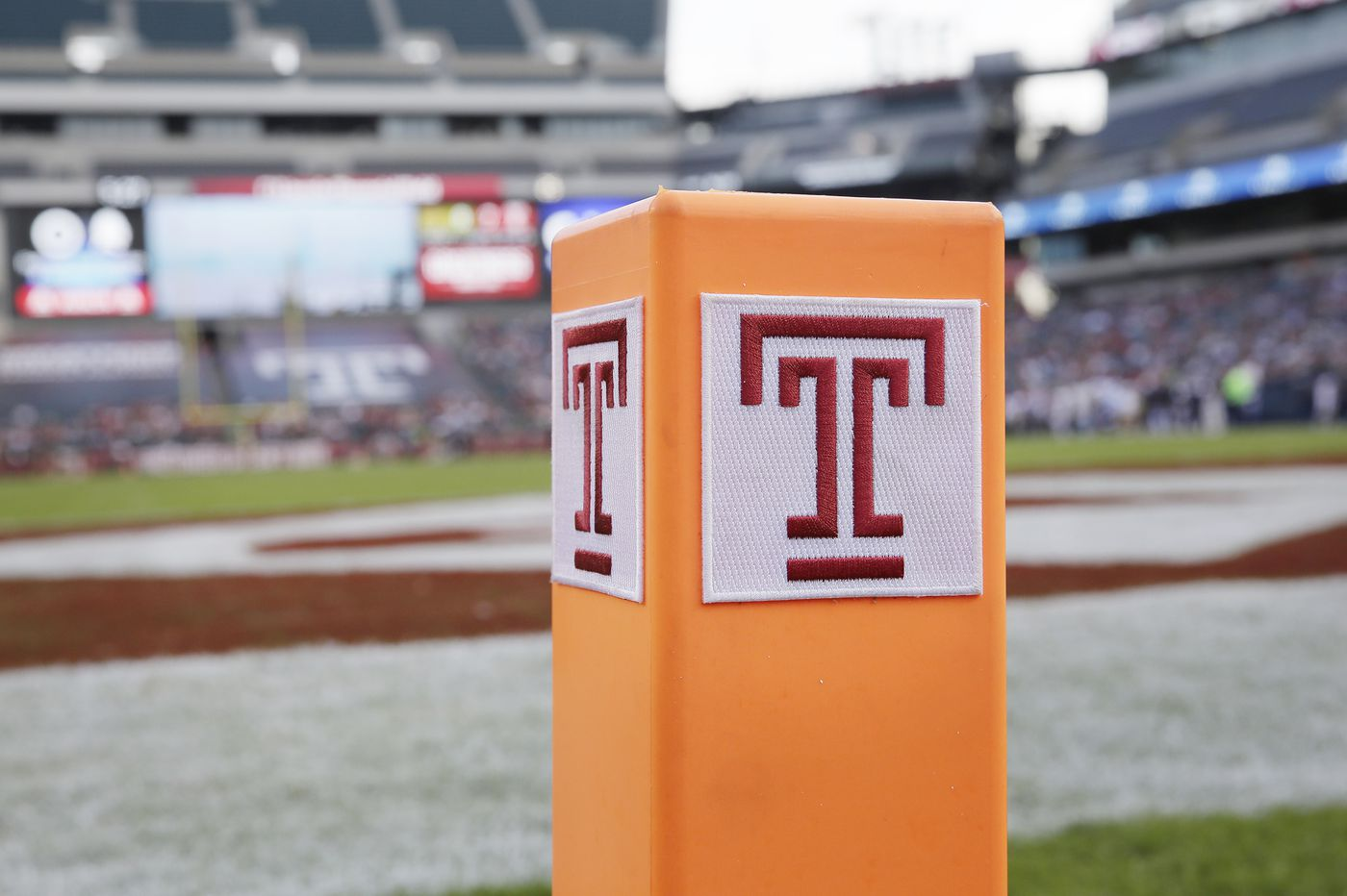 Temple football signs contract extension with Eagles to play at least five more years of home games at Lincoln Financial Field