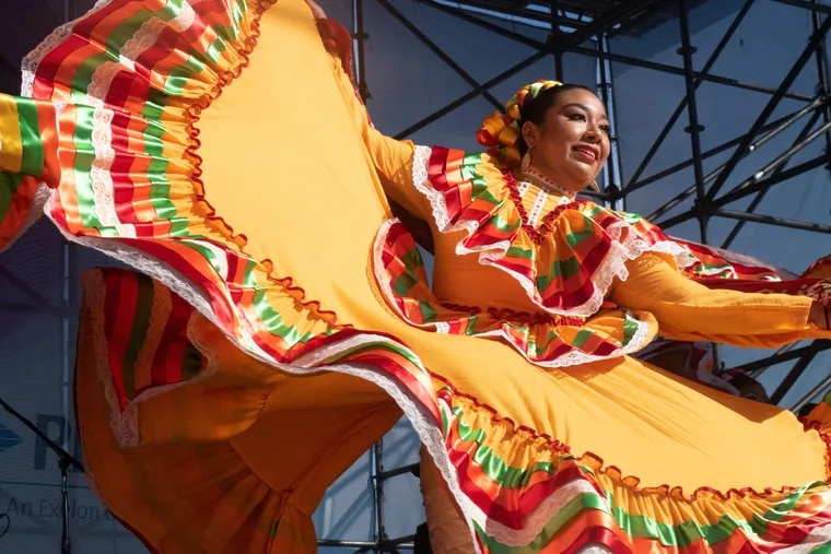Mexican Independence Day Festival.