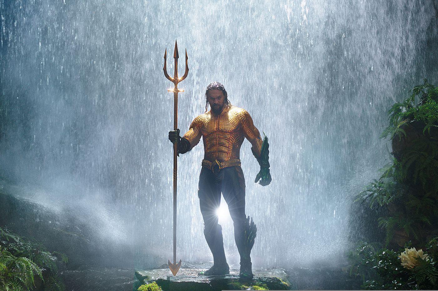 'Aquaman' drowns a game Jason Momoa in a waterlogged saga | Movie review