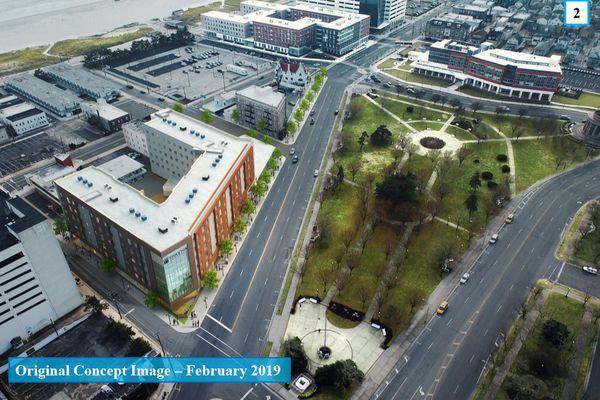 Stockton University plans to partner with developer for more student housing in Atlantic City