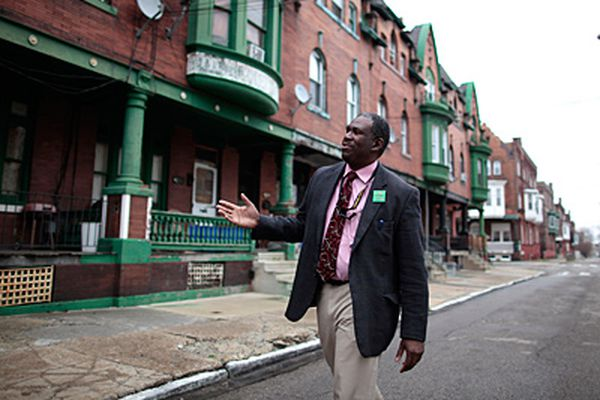 City's black residents now top all groups