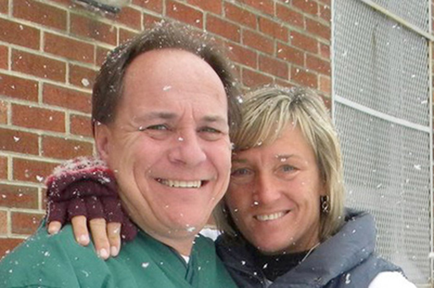 Kevin Riordan: Couple who fought to recover reach out to others