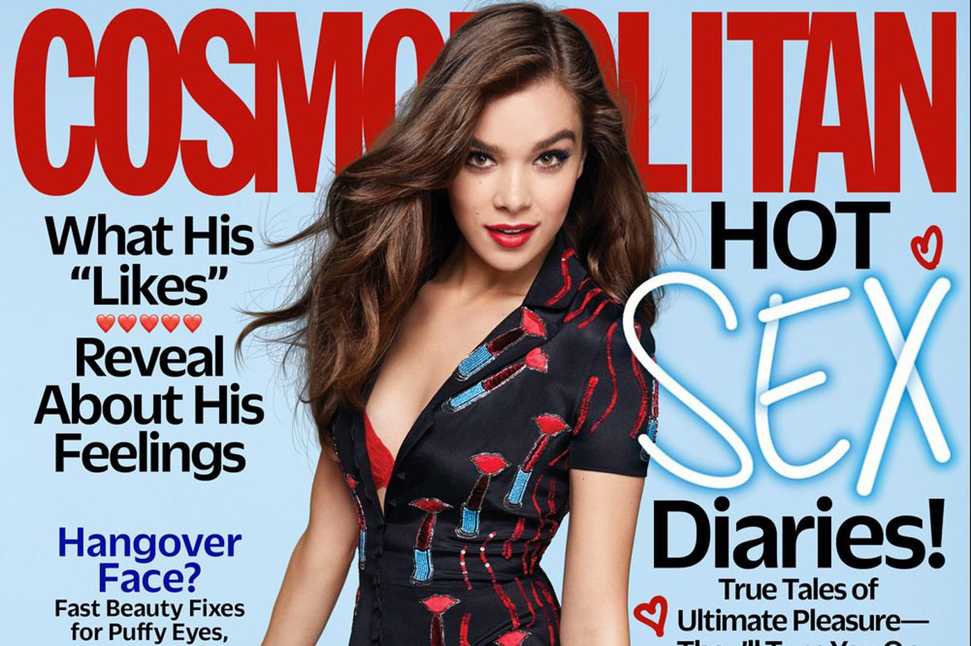 Walmart's decision to take Cosmo off its checkout line is a smack in the face to the #MeToo movement