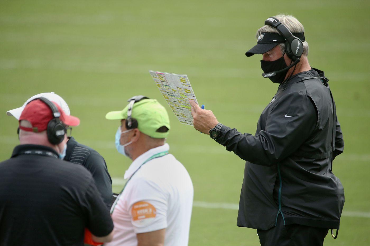 Missing: Eagles coach Doug Pederson | Marcus Hayes