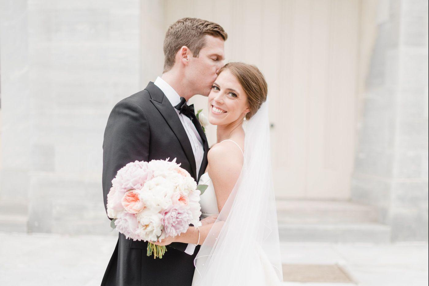 Philadelphia weddings: Gwen Silverman and Peter Hunt