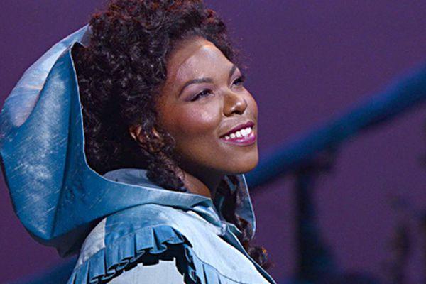 Academy of Vocal Arts graduate Michelle Johnson learns 'Manon Lescaut' in a hurry for Opera Company