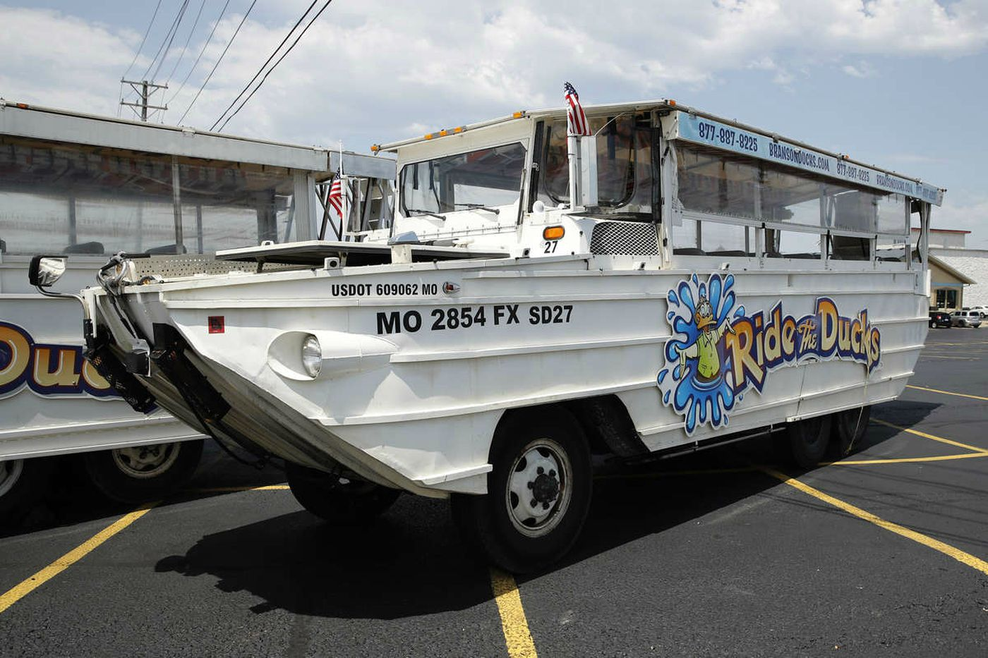 Philly firm files $100M lawsuit in fatal Missouri duck boat sinking