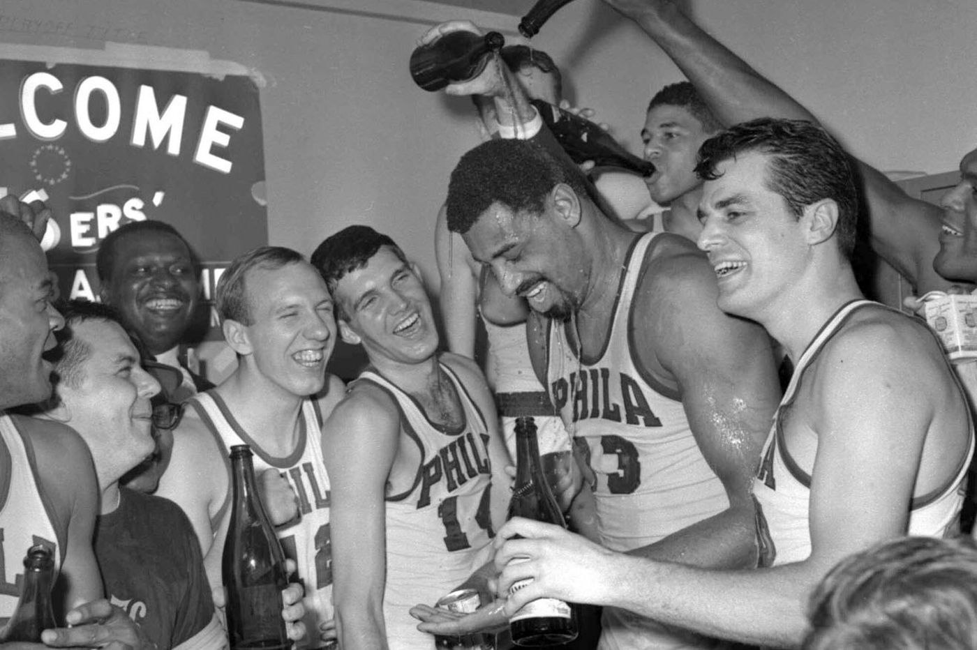 Sixers Playoff Flashback Ending Boston Celtics Run Advancing To 1967 Nba Finals