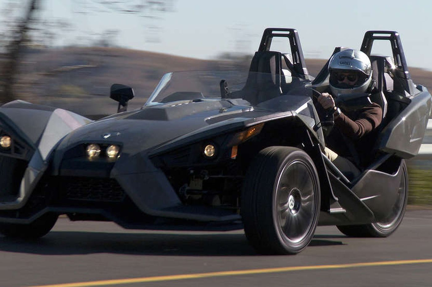 3 Wheeled Motorcycles Get An Upgrade