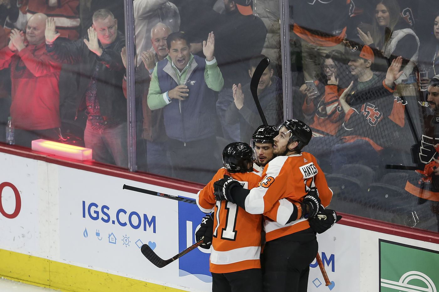 The Flyers' success this season was merely a matter of time | Mike Sielski