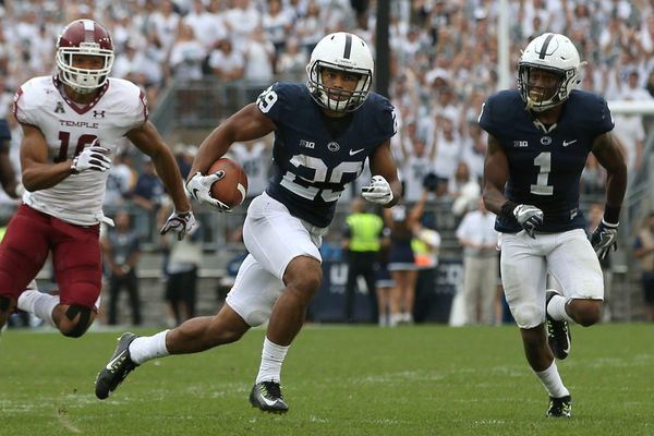 After a slow start, Penn State cornerback John Reid is back to his old self
