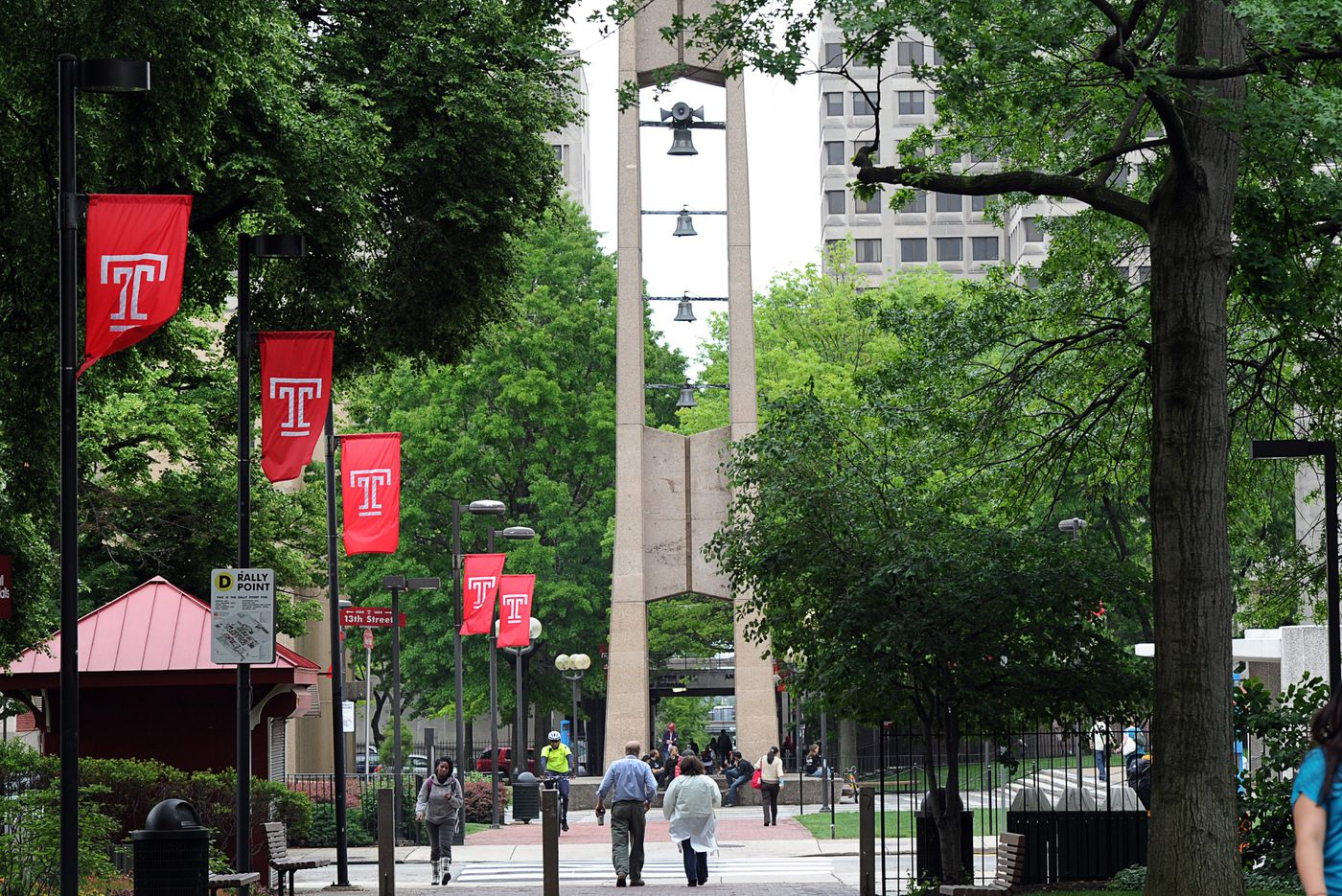 U.S. Department of Education investigating Temple business school scandal