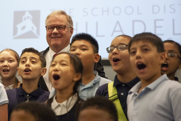 Wolf, Wagner grilled by a tough panel — Philly schoolkids