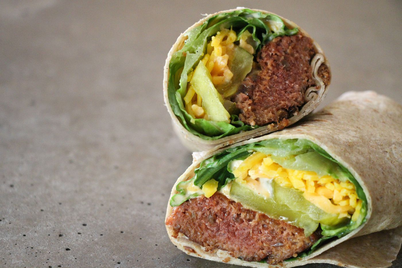 More than just burgers, Impossible and Beyond 'meat' are showing up in wraps, bowls, and quesadillas