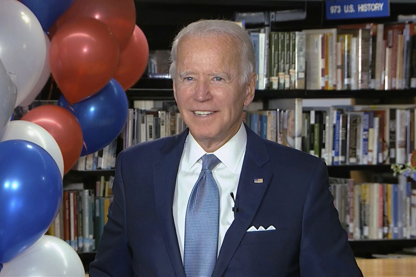 Democrats make it official, nominate Biden to take on Trump