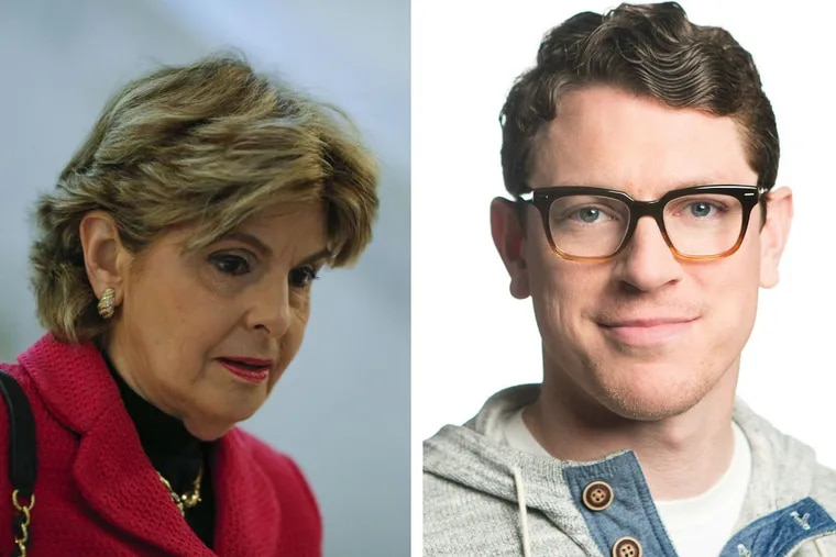 Lawyer Gloria Allred and NBC10 reporter Brian X. McCrone were disciplined Wednesday for cell phone use during the Bill Cosby sex-assault trial.