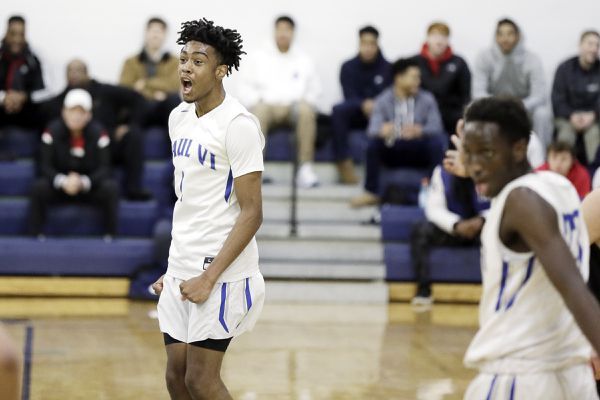 Monday's South Jersey roundup: Jalen Boyd-Savage powers Paul IV boys' basketball past Camden Catholic