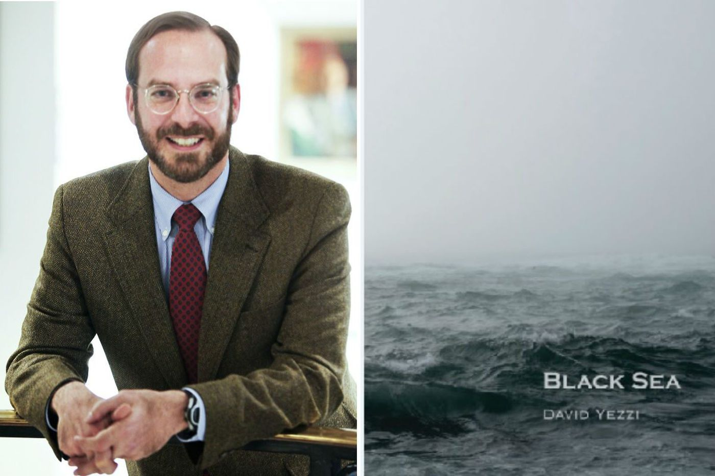 David Yezzi's 'Black Sea': Poems to read, poems for right now
