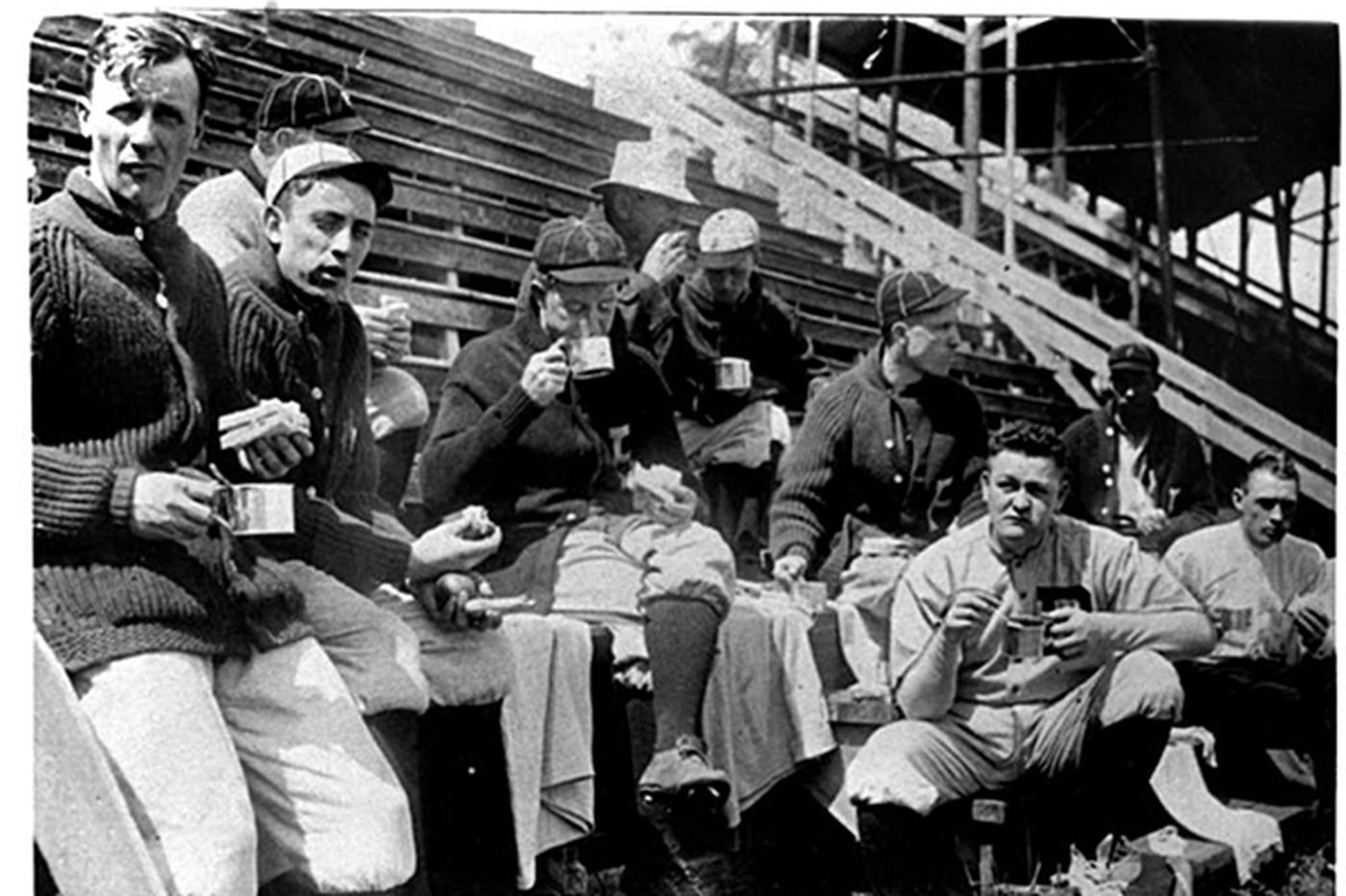 Frank's Place: Spring training a lot different than it was in 1915