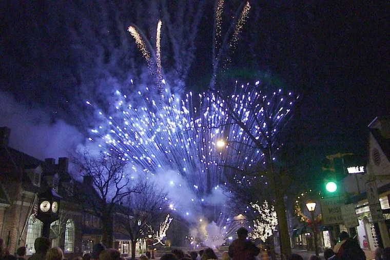 First Night in Haddonfield celebrates 20 years of family fun