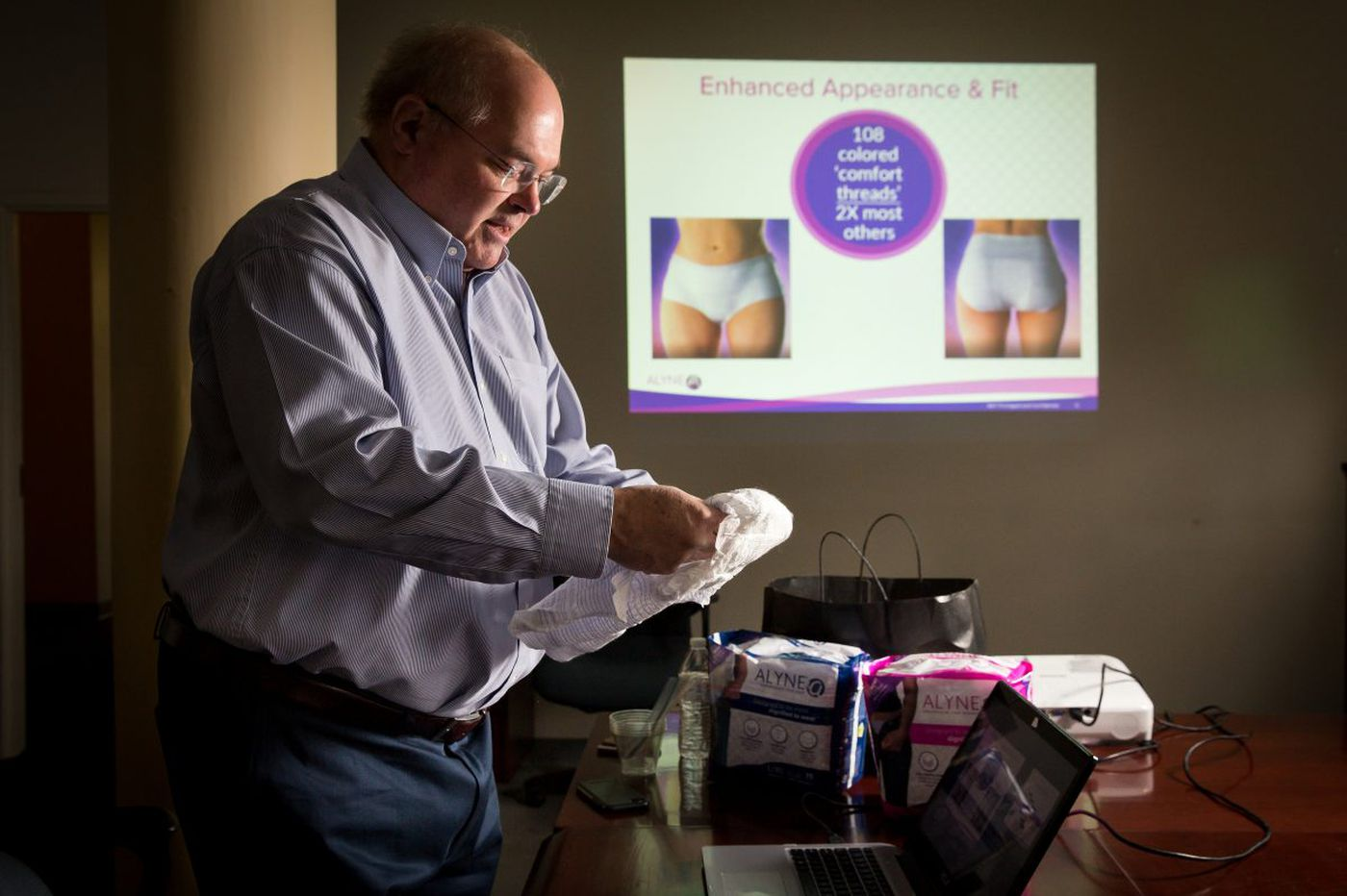 Dignity in incontinence? This Philly-area start-up thinks it has the (secret) formula