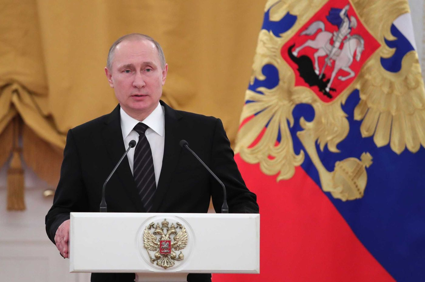 Worldview: Force Trump to see truth about Putin