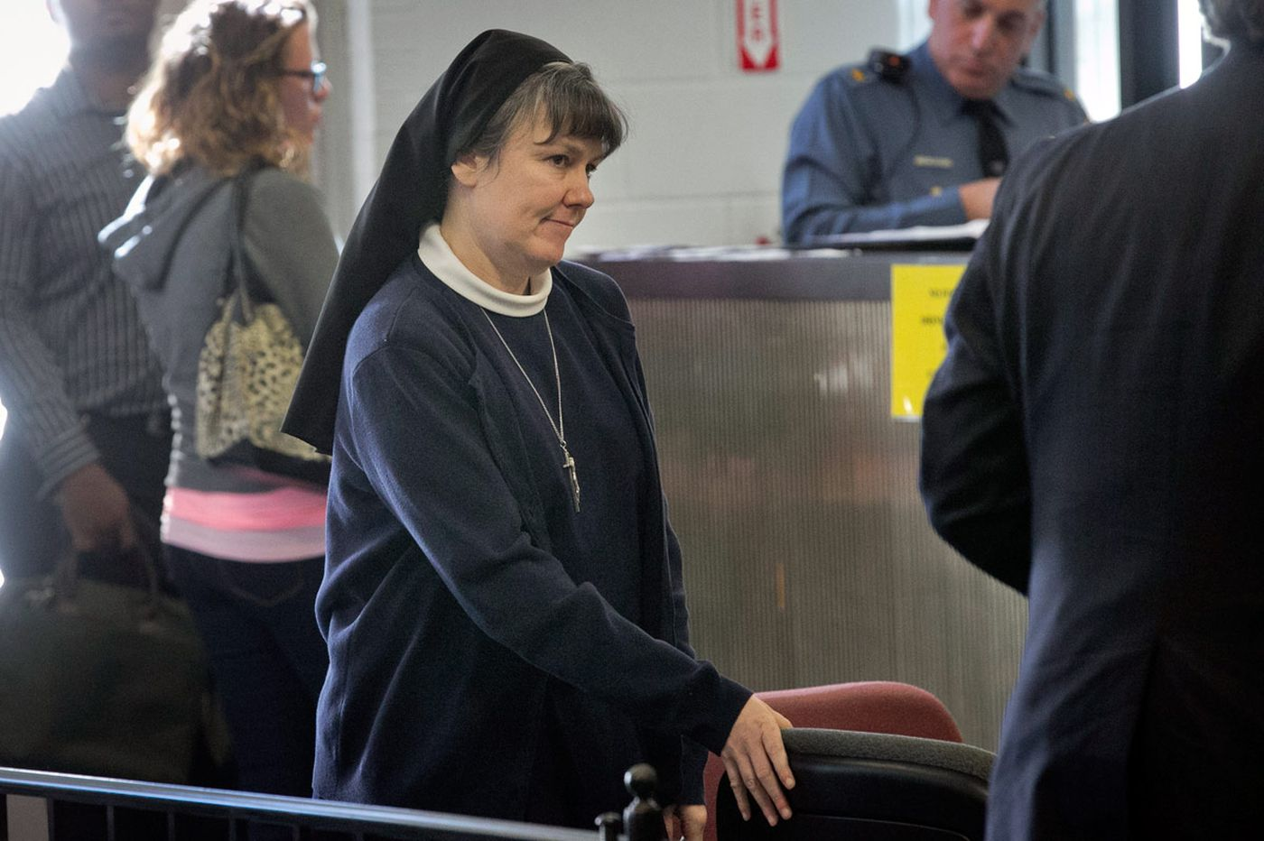 School year over for Philly nun in DUI case