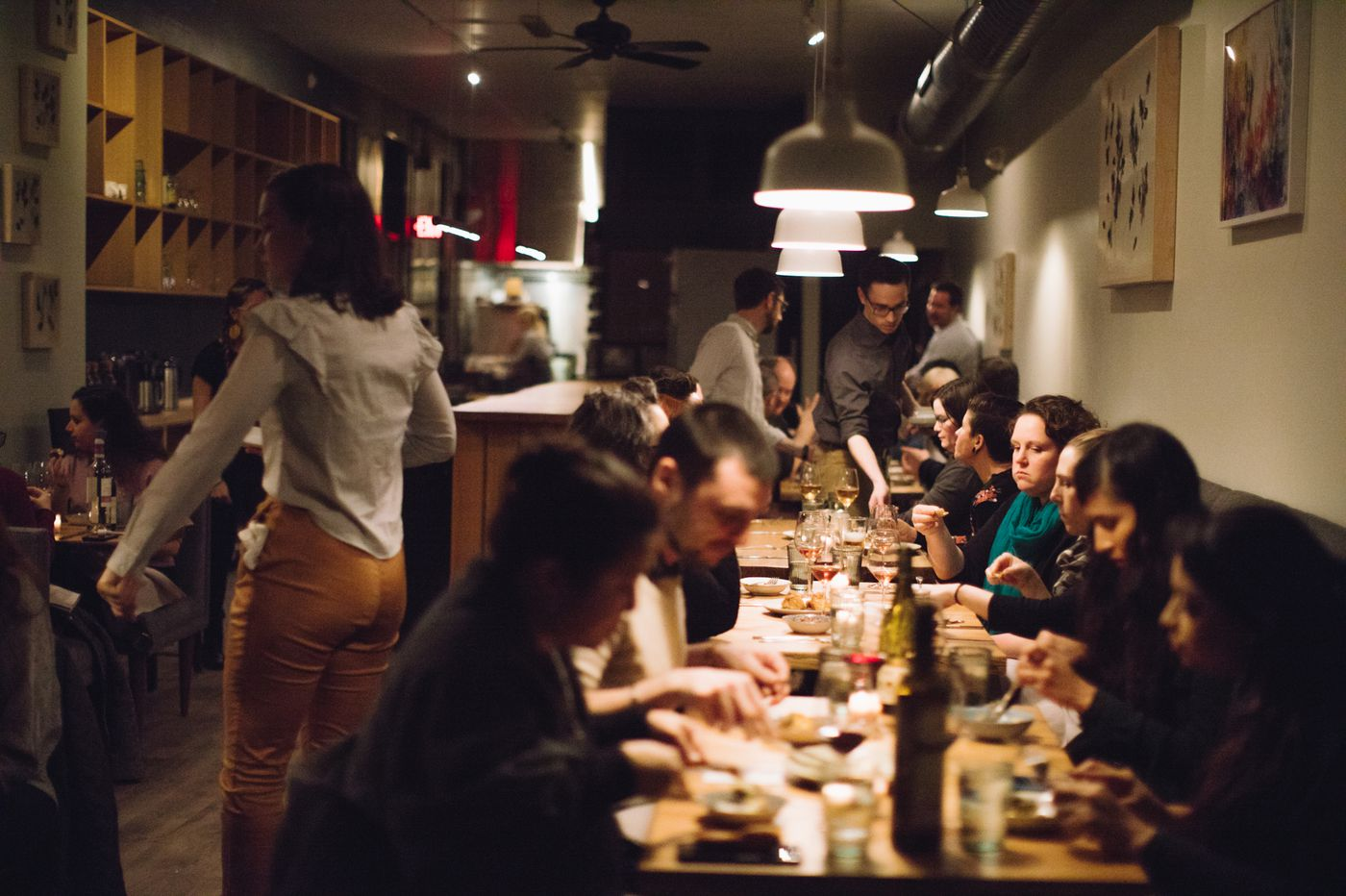 Where to eat dinner on New Year's Eve, on any budget