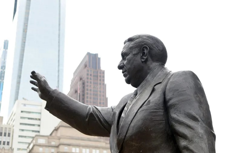 Frank Rizzo: a polarizing figure then and now.