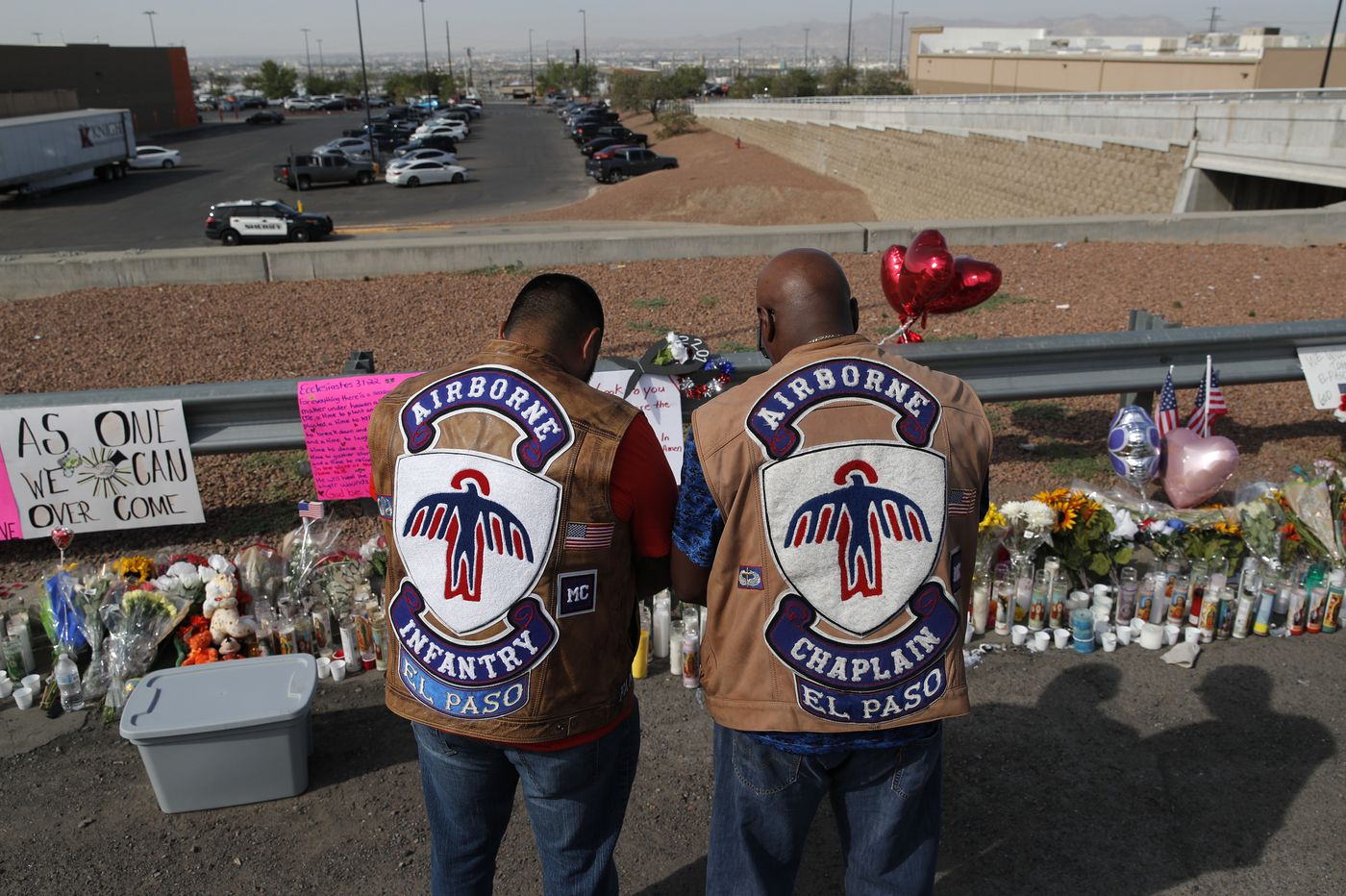 Trump plans visits to El Paso and Dayton after mass shootings