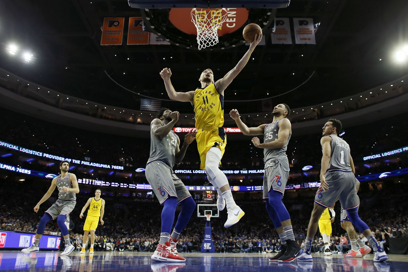 What's going wrong with the Sixers' defense?