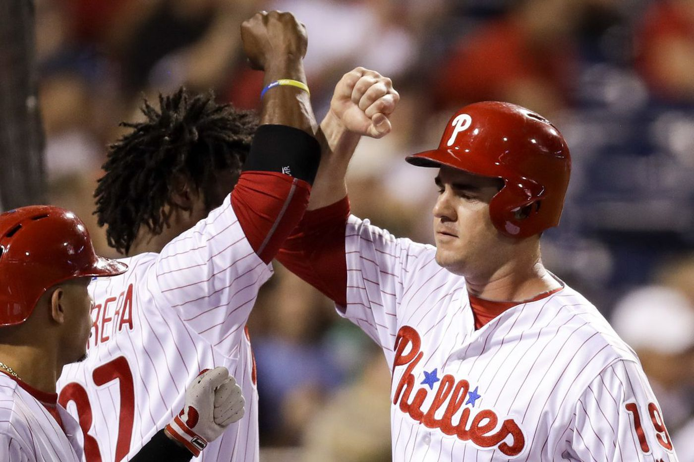 Phillies lose Tommy Joseph to Texas Rangers on waivers