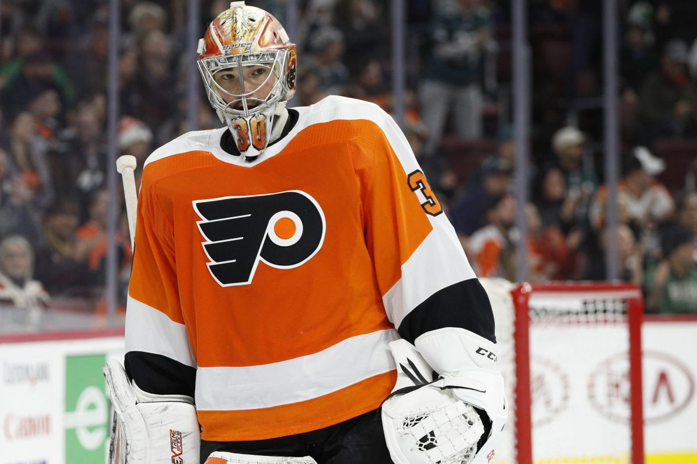 Flyers' Michal Neuvirth ready for challenge ahead