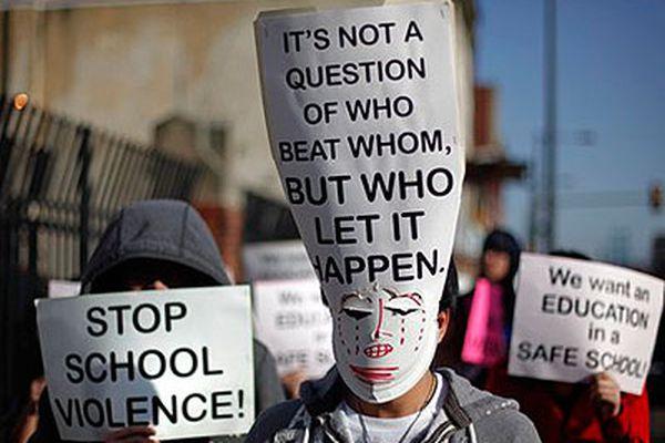 Editorial: No justice, no peace