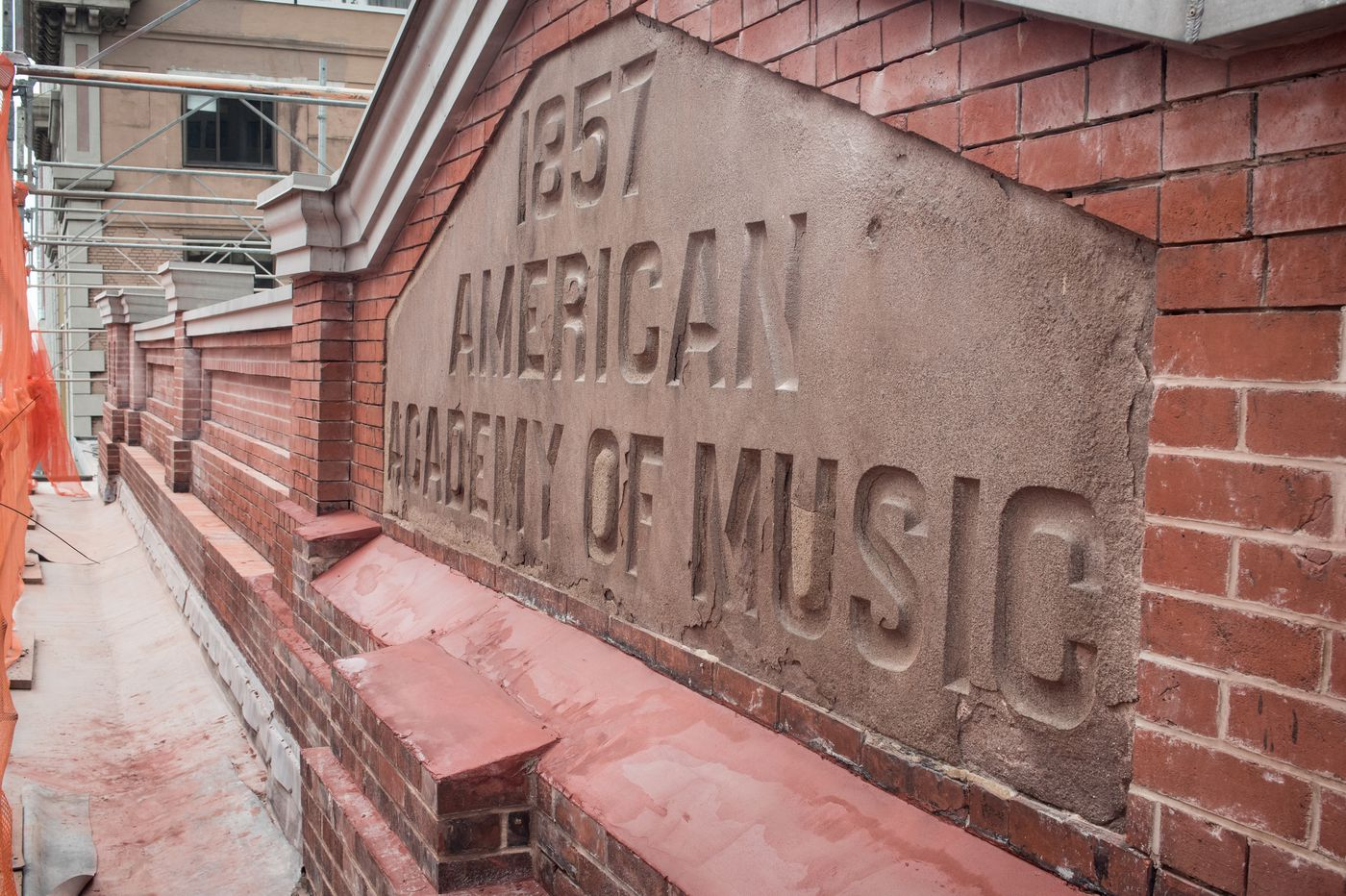 Academy of Music board approves study for next wave of restoration