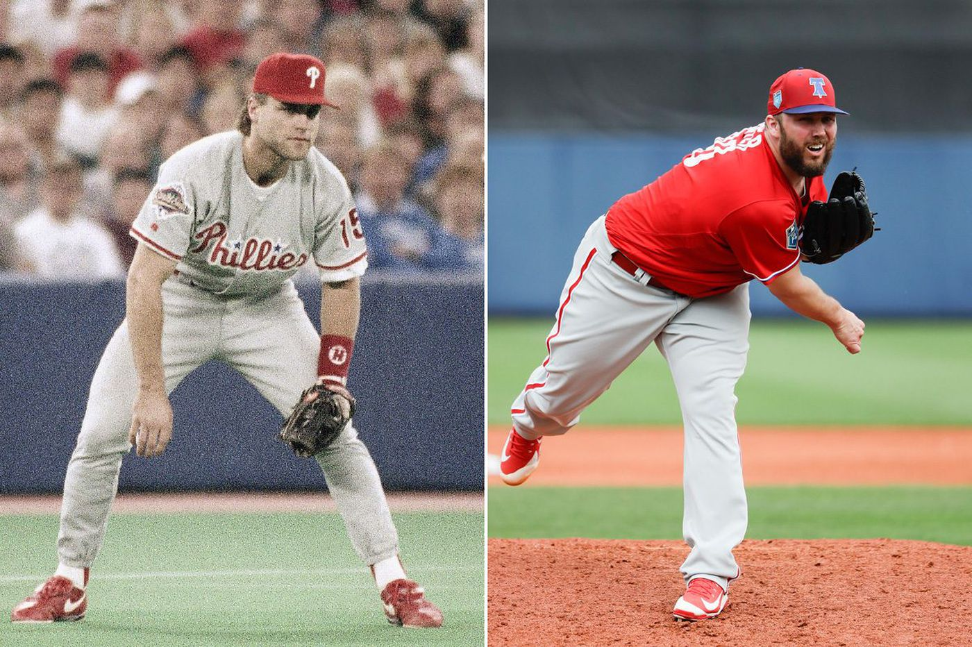 Tommy Hunter and Dave Hollins helped Phillies land Jake Arrieta | Matt Breen