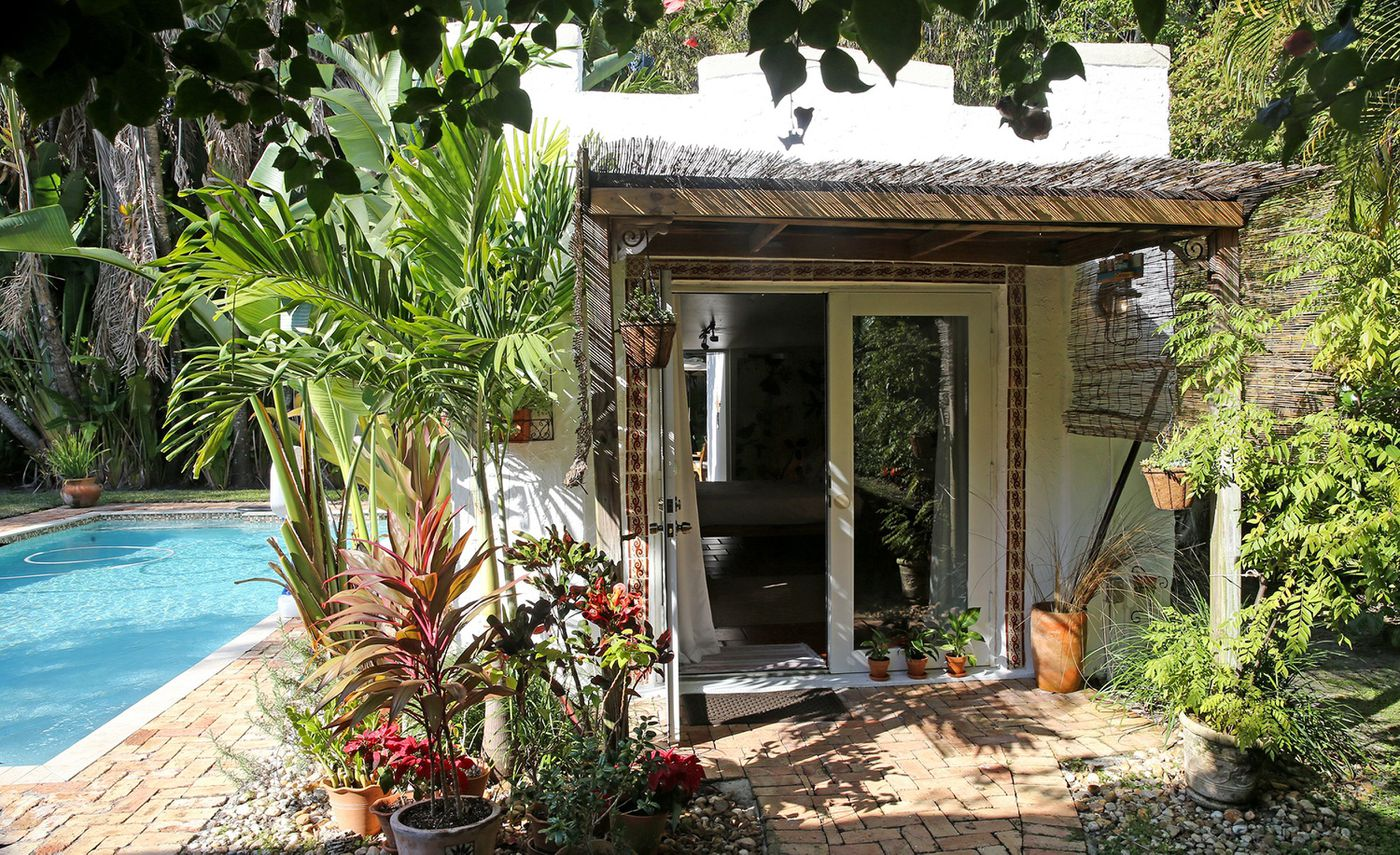 A One Room Cottage With Pool Just Steps Away Near Miami Is