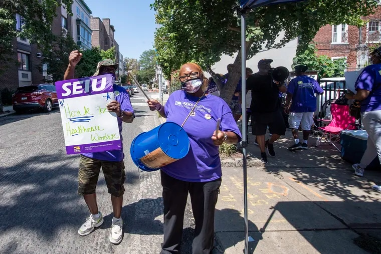 Union workers held a one-day strike on Aug. 6 at ProMedica Skilled Nursing And Rehabilitation over a a spike in health-insurance costs.