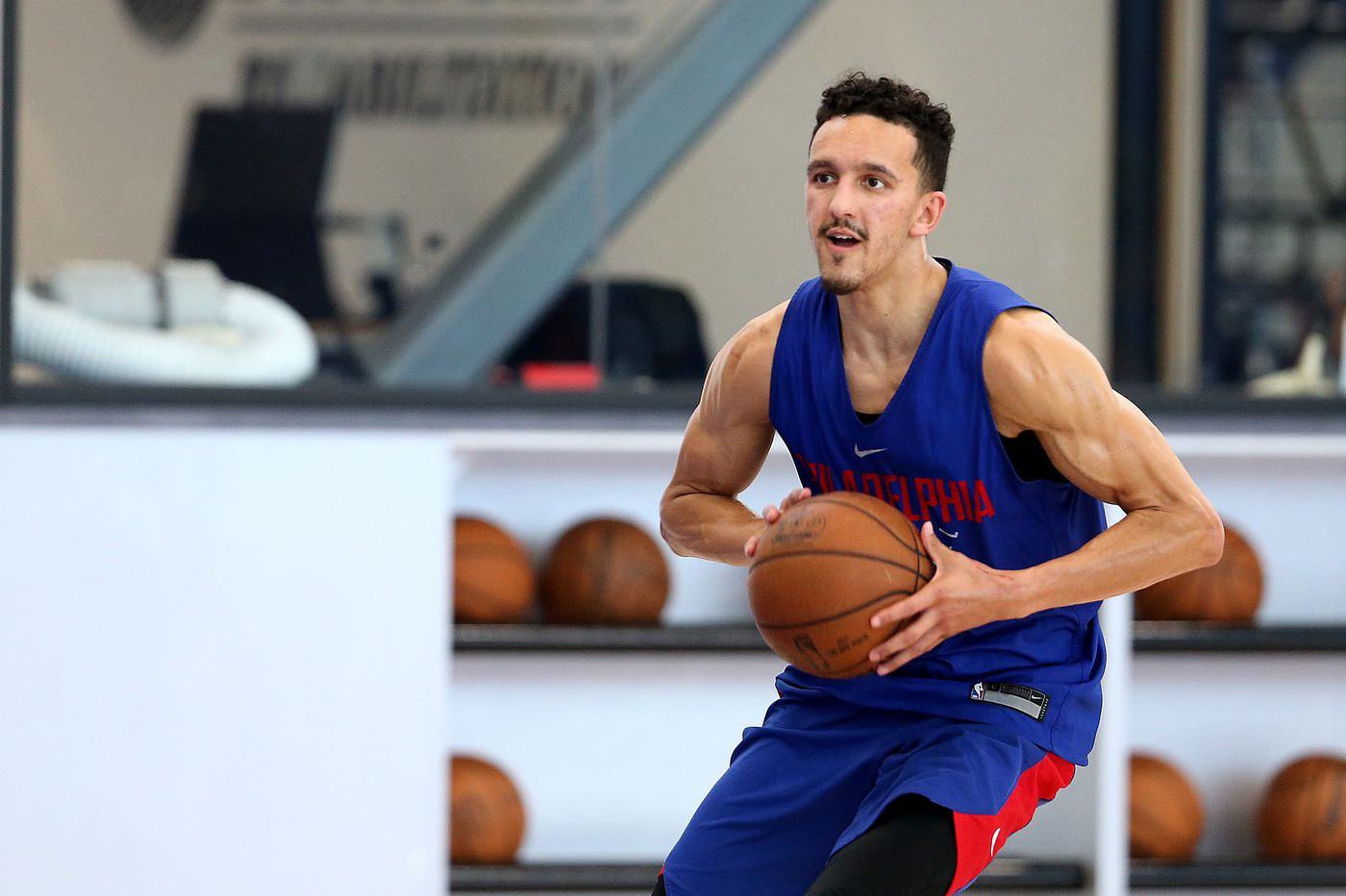 Sixers' Landry Shamet to miss rest of NBA Summer League with sprained ankle