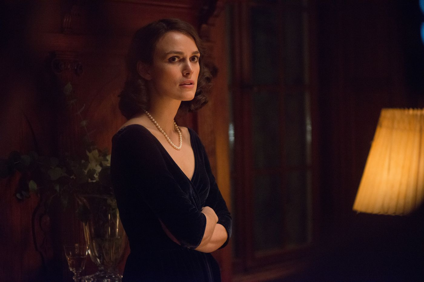 Keira Knightley on acting in the 'Aftermath' of motherhood