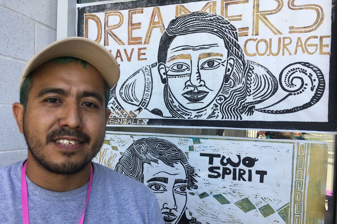 Undocumented and unafraid, as Philly's Latino LGBT immigrants and organizers push back on immigration crackdown