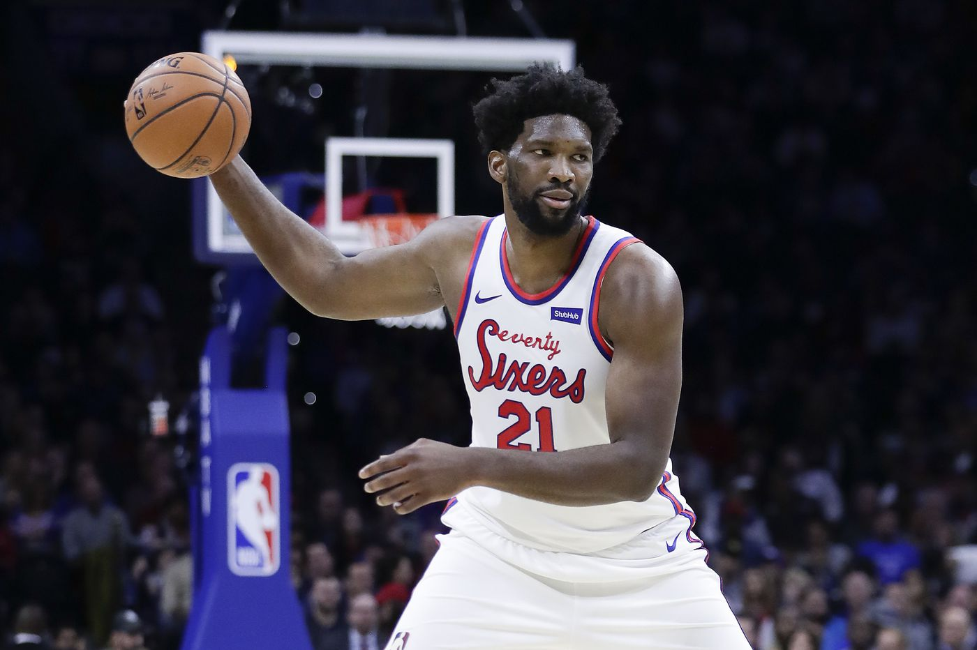 Sixers were lucky to land Joel Embiid in 2014 | Keith Pompey