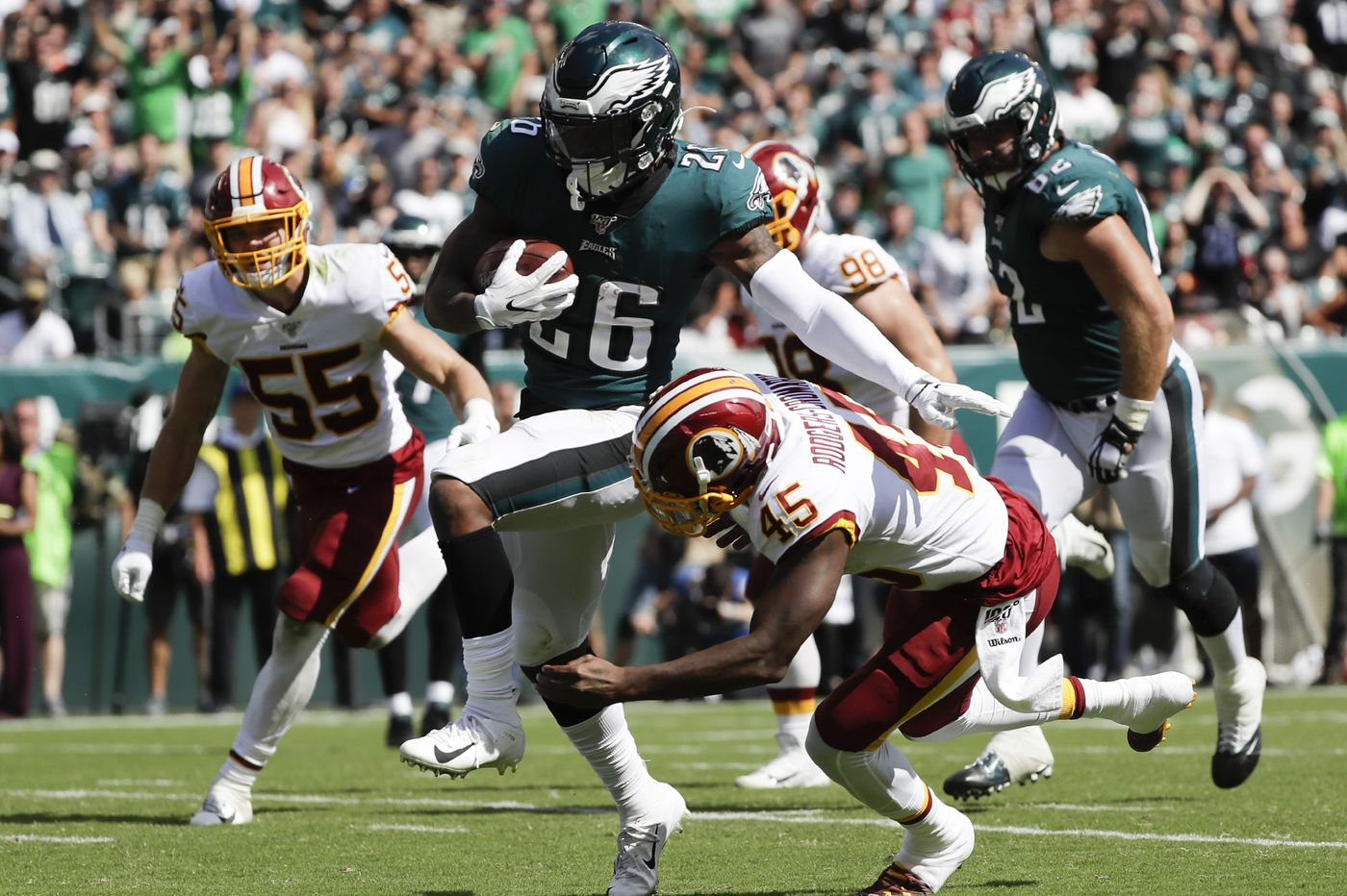 Eagles-Falcons Week 2 scouting report and prediction | Paul Domowitch