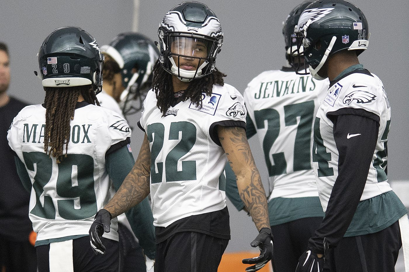Eagles' Sidney Jones ready to return against Saints and could finally start as an outside cornerback