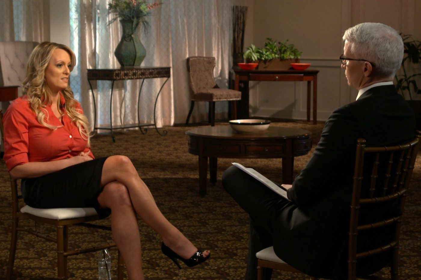 Stormy Daniels helps '60 Minutes' to nearly 10-year high in Nielsen ratings