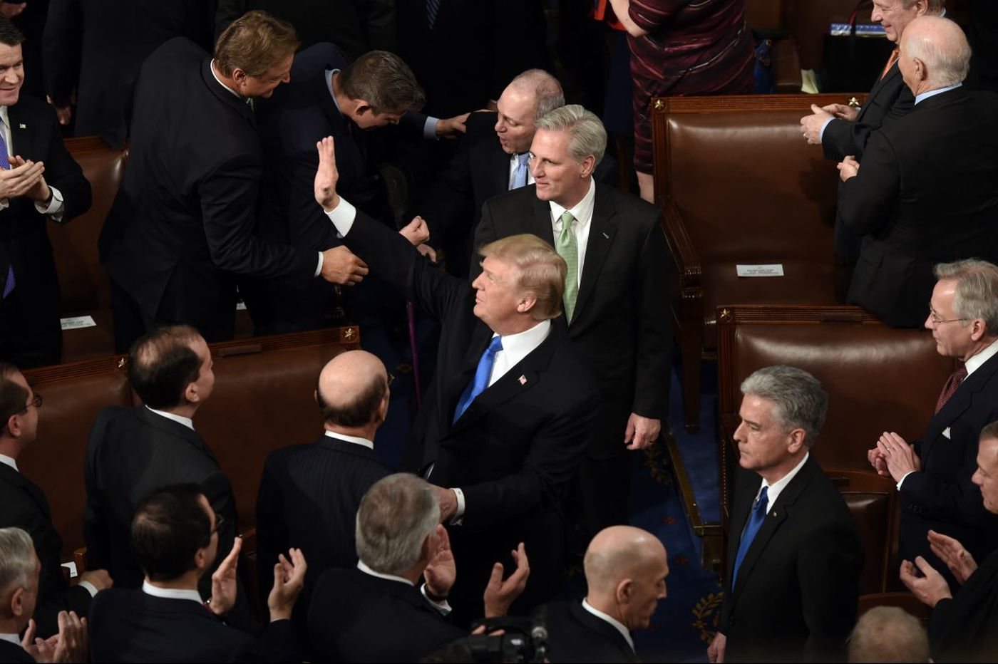 President Trump's State of the Union Address: Eight takeaways
