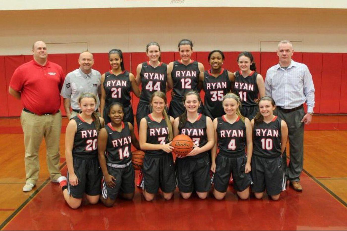Archbishop Ryan girls eye first Catholic League basketball crown since 1975