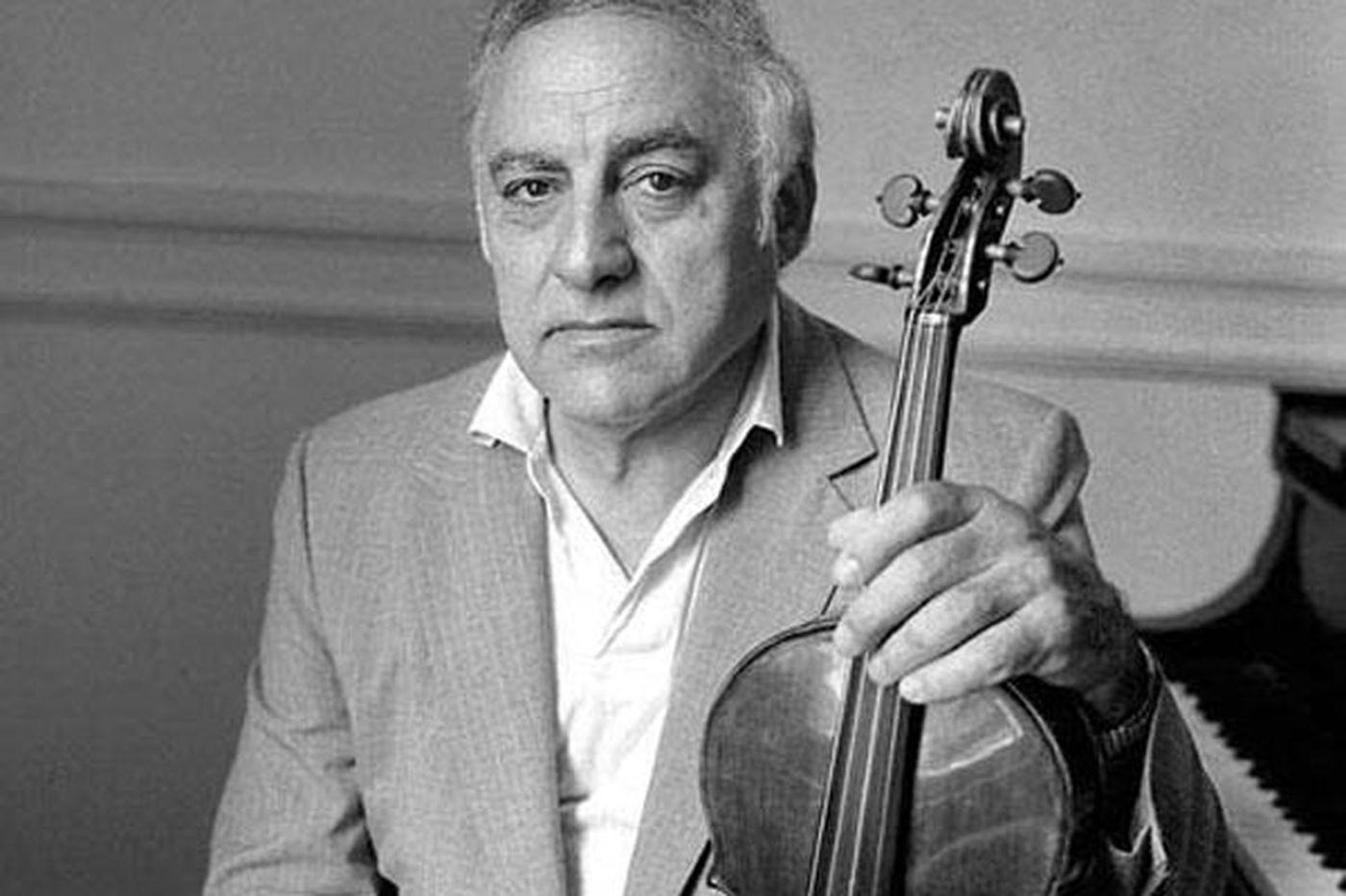 Noted violist Joseph de Pasquale dies at 95