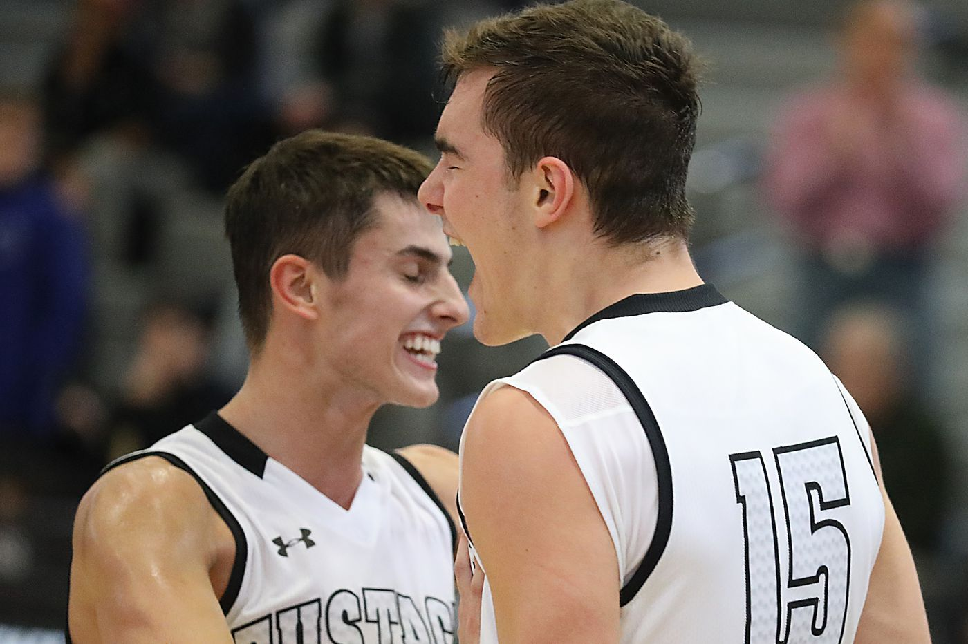 Bishop Eustace's David Cross is doing more than ever for the boys' basketball team
